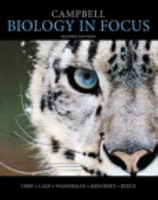 Campbell Biology in Focus by Peter V. Minorsky, Michael L. Cain, Jane B....