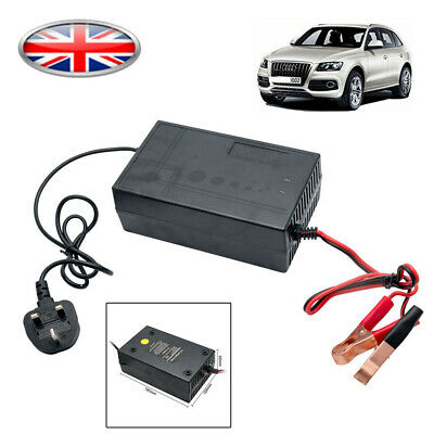Battery Charger 12V 20A Connect and Forget Leisure    Boat   Caravan   Motorhome