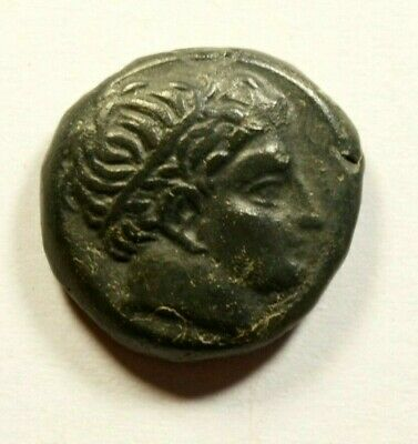 PERFECT!!! PHILIP II Alexander III father Olympic Games Ancient Greek Coin HORSE