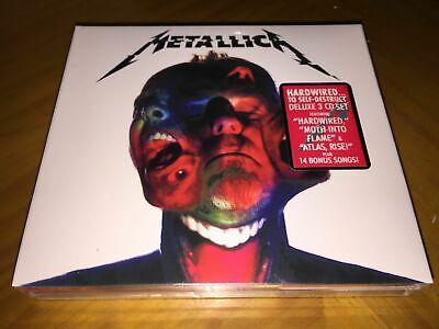 Metallica – Hardwired To Self-Destruct (Deluxe) (3 Cd)