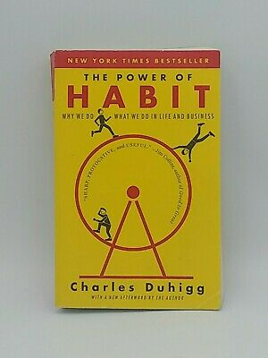 The Power of Habit : Why We Do What We Do.. by Charles Duhigg (2014, Paperback)