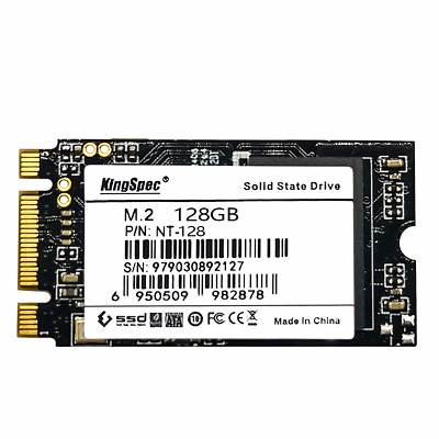 NT-128 128GB M.2 NGFF SSD Solid State Disks Drive 2242 22x42mm for Laptop