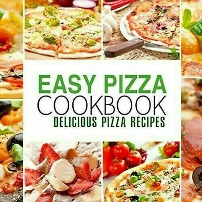 EASY PIZZA RECIPES eBook PDF with Full Master Resell Rights FREE SHIPPING