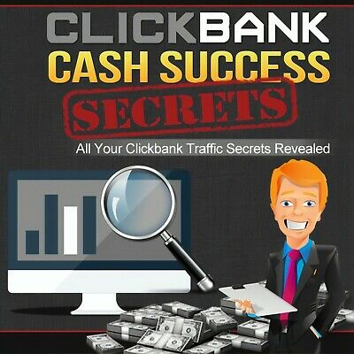 Clickbank Cash Success Secrets - PDF Ebook in Package with Master Resell Rights