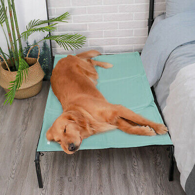 M/L/XL Sizes Pet Dog Breed Self-Cooling Beds Pads Waterproof for Indoor Outdoor