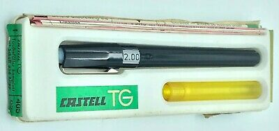 Vintage 60's Faber Castell TG 2.00 Drawing Pen 405 05/2 Made in Germany