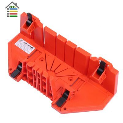 14inch Adjustable Wood Cutting Clamping Miter Saw Box Woodworking Back Saw