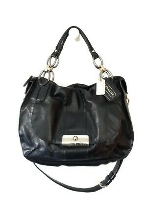 Coach Elevated Kristin Leather bag Limited Edition Satchel large Womens Tote bag