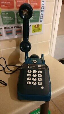Vintage 1960's French Phone2lamp