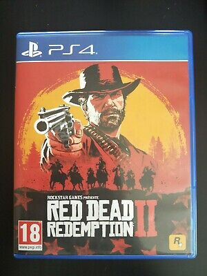 RED DEAD REDEMPTION 2 (PS4) PlayStation 4