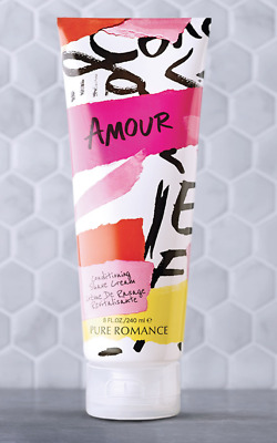 Pure Romance Coochy Conditioning Shave Cream ~ Amour NEW!! *FREE SHIPPING*