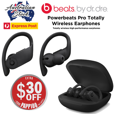 New Beats Powerbeats Pro - Totally Wireless Earphones - Black - Express