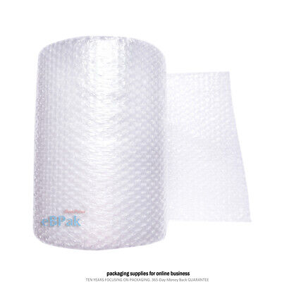 Bubble Wrap Roll Bubble Cushioning Ideal for Pack Send Moving 250/375/300/500mm