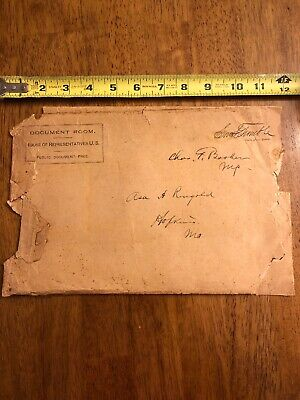 1915 House of Representatives & U.S. 63rd Congress Act ~ United States Navy