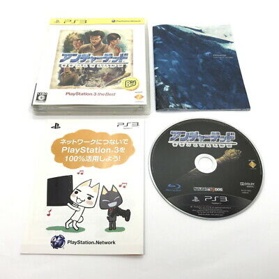 Uncharted 2: Among Thieves Sony Playstation3 the Best PS3 Japan Video Games