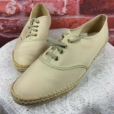 1c18605fb7c99 DANIEL GREEN OUTDORABLES Lace Up Heeled Oxfords Vintage Women's Size ...