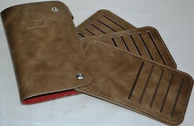 NEW BAELLERRY Card Wallet. Never Misplace your Cards again!!! Holds 30 Cards