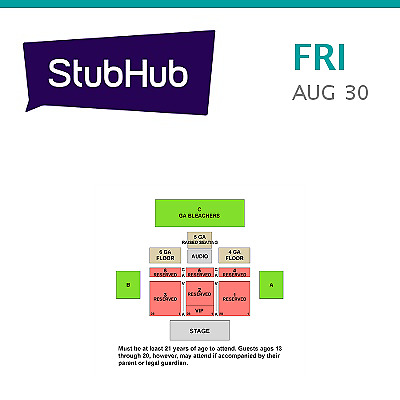 Ringo Starr and His All Starr Band Tickets (21+ Event) Tickets - Lincoln