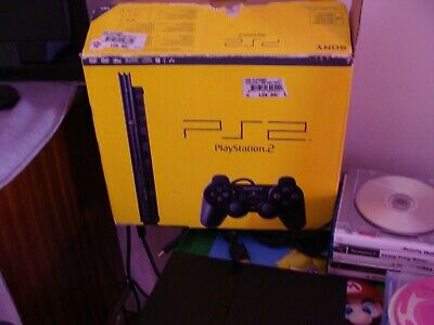 Console Sony Ps2 Playstation 2 + Opz 2° Pad M.od Game Hd Usb Resident Evil 2 Psx