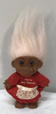 Vintage Russ 'You're Very Special' Troll Doll