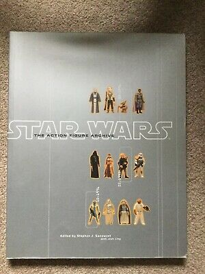 Starwars The Action Figure Archive Book