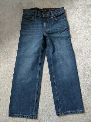 Brand new boys LANDS END jeans - age 6-7