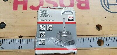 Bosch 2608622600 Wire cup brush for grinding brush