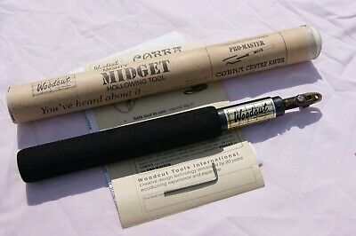 Mighty Midget Woodturning Hollowing Tool by Woodcut