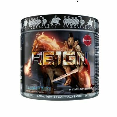 RE1GN All-in-One Pre Workout by Olympus Labs Epic Pump & Endurance, Energy!