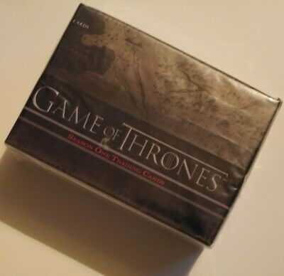 GAME OF THRONES season 1 Complete Base Set RARE!!