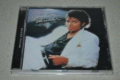 Michael Jackson - Thriller [Special Edition] (CD 2001) + Bonus Tracks