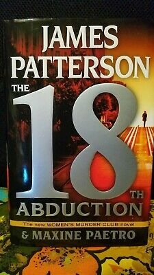 The 18th Abduction (Women's Murder Club Series, Book 18) James Patterson HC book