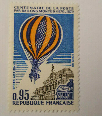 TIMBRE FRANCE NEUF POSTE AERIENNE 38 sans charniere