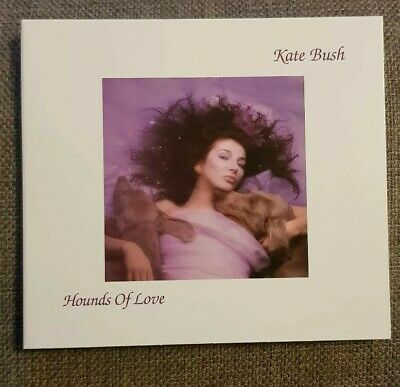 Kate Bush 'Hounds Of Love' 2018 Remastered CD - new and unplayed - Running ...
