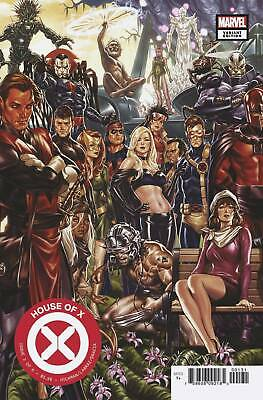 House of X #1 Brooks Connecting First Print Near Mint Unread