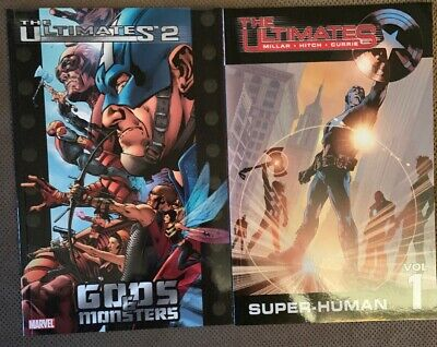 Ultimates 2 Vol. 1: Gods and Monsters (The Ultimates trade paperbacks series)