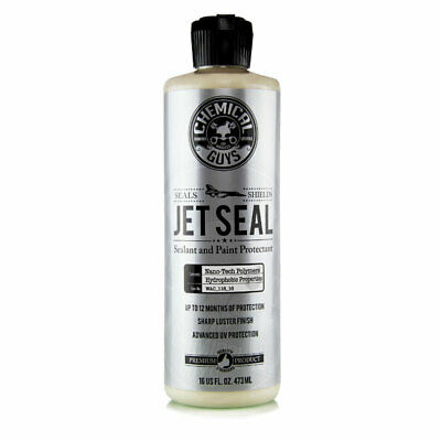 WAC_118_16 Jet Seal Sealant Paint Protectant 16oz 473ml Protection Chemical Guys