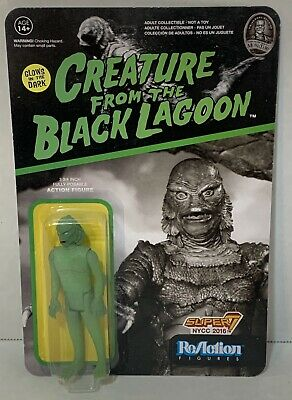Funko Reaction Creature From The Black Lagoon Figure Super7 NYCC 2016 Exclusive