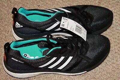 Mens Adidas Adizero Tempo 9 Black Athletic Sport Running Shoe BB6649 Size 9.5-12 Fitness, Running & Yoga