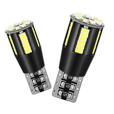 T10 501 194 W5W SMD 24 LED Car HID White CANBUS Error Free Wedge Bulb Light best