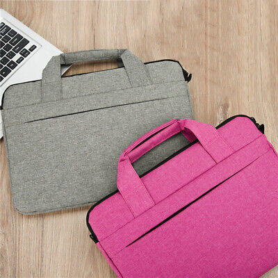 Bag Notebook Cover Shockproof Sleeve Case For Apple MacBook HP Dell Lenovo