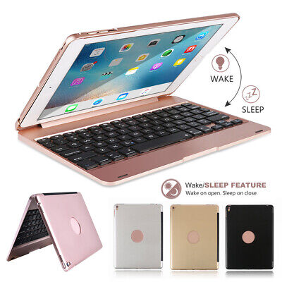 "Folio Bluetooth Keyboard Smart Case Stand Cover For iPad 9.7"" 5th/6th Gen 2019"