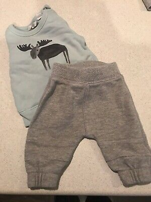 Country Road Baby Outfit  - Great Colour, Size 000, 0-3 Months
