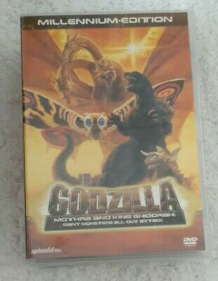 Godzilla, Mothra and King Ghidorah: Giant Monsters All-Out Attack - Millennium..
