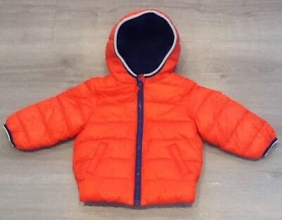 Mothercare  Shower Resistant Baby Coat Jacket New With Tags Size 3-6 Months.