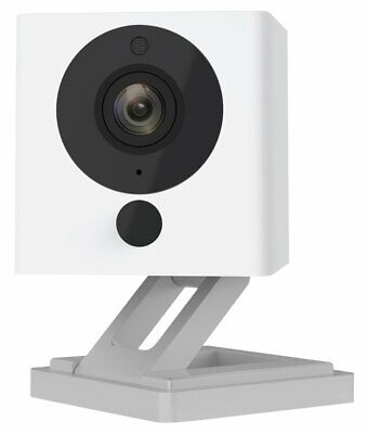Wyze Cam 1080p HD Indoor Wireless Smart Home Camera with Night Vision, 2-Way