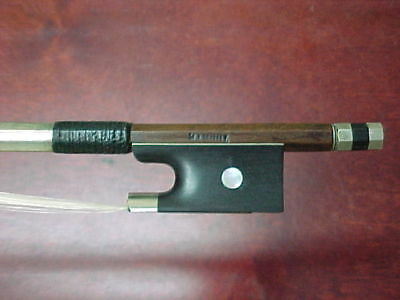 French Violin Bow Stamped TOURTE C.N. Bazin Comes with  Raffin Certificate