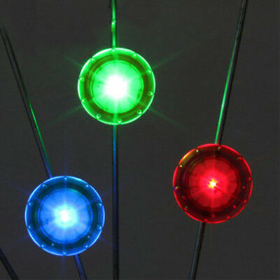 Mini Bicycle Wheel Spokes Lights Cycling Mountain Bike Wheel Light Spoke LightAU