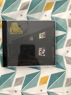 Arctic Monkeys - Favourite Worst Nightmare (Parental Advisory, 2007)