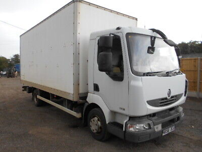 Renault 190, 7500 Box Van, With Tail Lift!!!